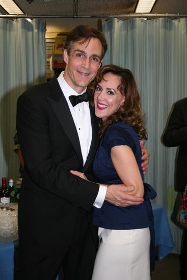 Howard McGillin and Janine LaManna