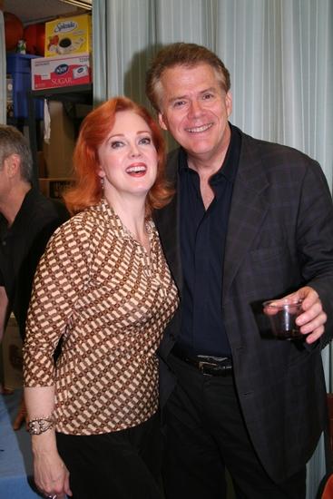 Beth Glover and Daren Kelly Photo