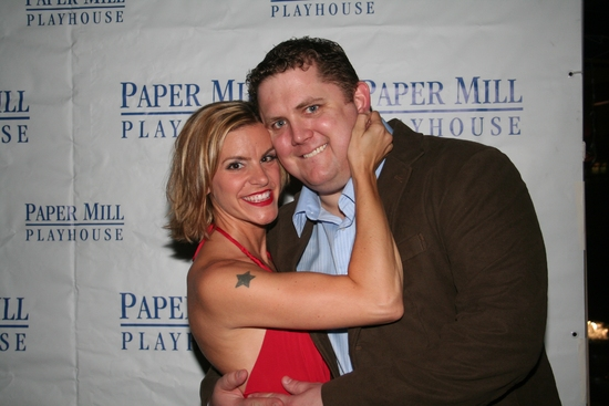 Jenn Colella and Joe Coots