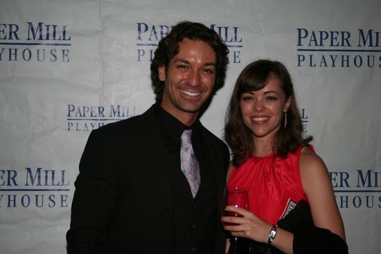 Xander Chauncey and Megan Carroll