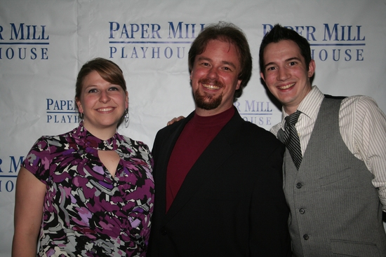 Stage Management; Andrea Cibelli, Jess W. Speaker III and Matthew Dicarlo