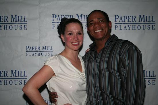 Holly Davis and Jerome Lucas Harmann