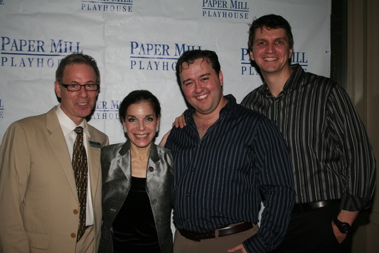 Patrick Parker, Susan J. Jacks, Brian Ray Norris and Rob Richardson