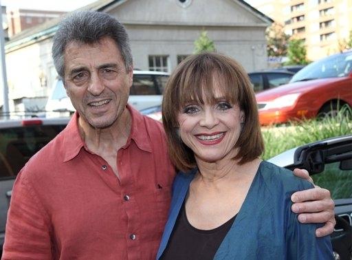 Tony Cacciotti and Valerie Harper