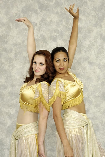 Laurie Gougher and Meera Mohan