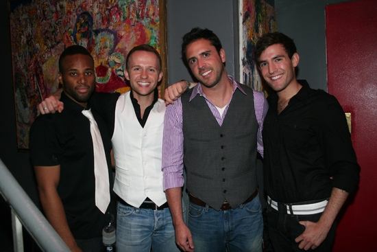 Photo Coverage: 'Just Me and Them: The Music Of Scott Alan' at Birdland