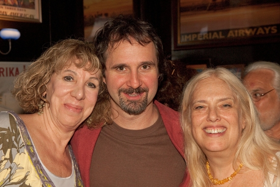 Dr. Joy Browne, John Dias, and Judith Mauer