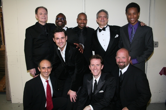 Walter Willison, Sahr Ngaujah, Darius de Haas, Martin Vidnovic, Kendrick Jones, Stephen DeRosa, Max von Essen, Jeffry Denman and Scott Coulter