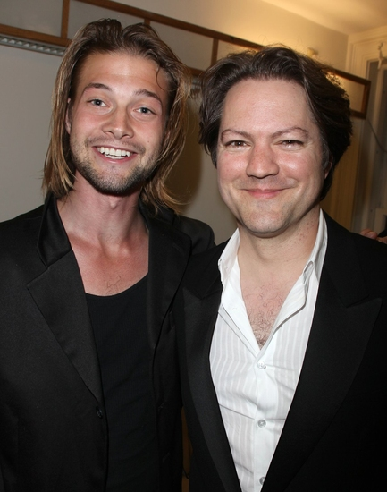 Photo Coverage EXCLUSIVE: Wildhorn And Bricusse's 'JEKYLL AND HYDE IN CONCERT' - BACKSTAGE!