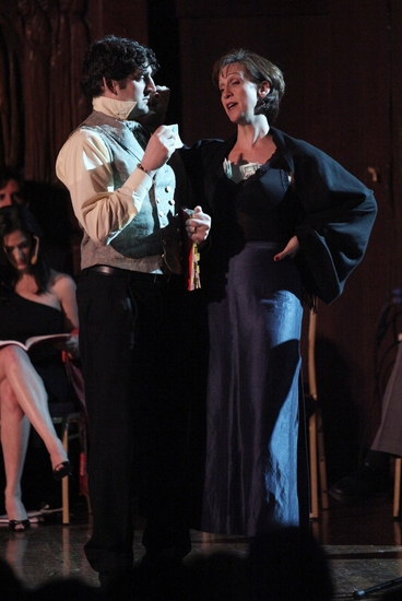 Doug Shapiro and Marci Reid Photo