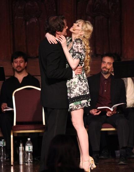 Robert Petkoff and Brooke Sunny Moriber