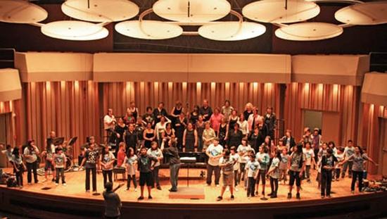Photo Flash: Creative Planet School of Arts & VOX Femina's Stage Show/Concert