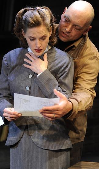 Emily Sutton-Smith and John Manfredi
