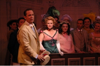 Photo Flash: 'HELLO DOLLY!' at Reagle Players