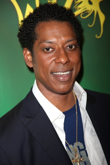 Orlando Jones at 'THE WIZ' Opening Night After Party