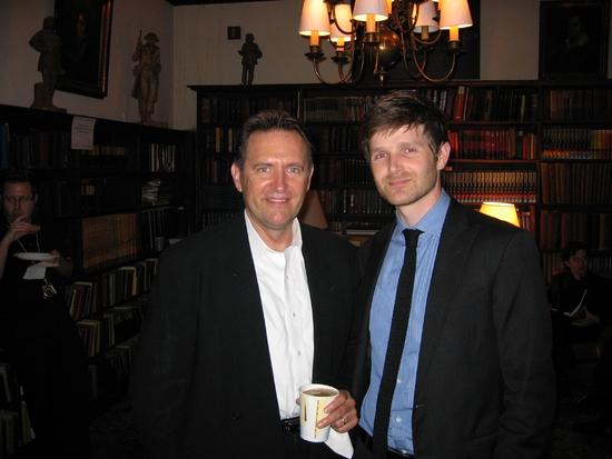 Victor Slezak and Simon Kendall