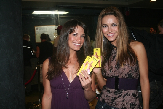 Melissa Claire Egan and Chrishell Stause