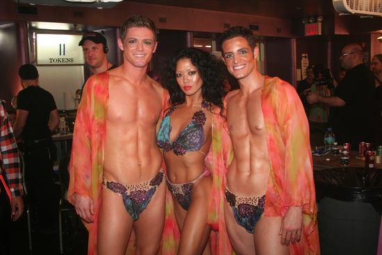 Photos: BROADWAY BARES 19.0 'CLICK IT' Backstage Pass - Part One!