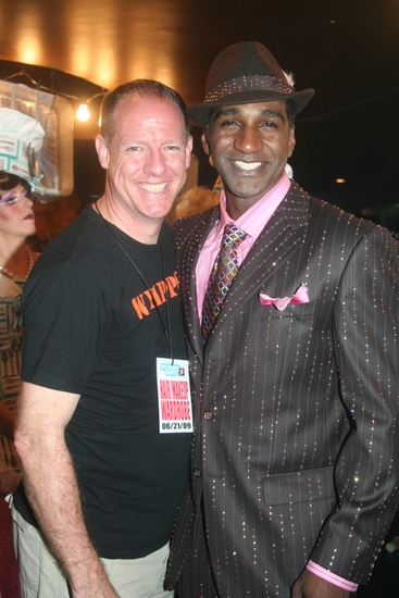Jeff Johnson Dohrety and Norm Lewis