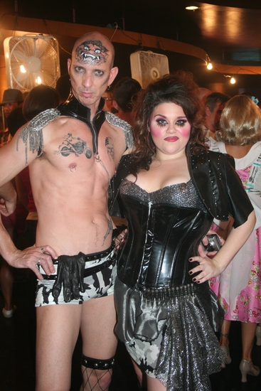 Photo Coverage: BROADWAY BARES 19.0 'CLICK IT' Backstage Pass - Part One!