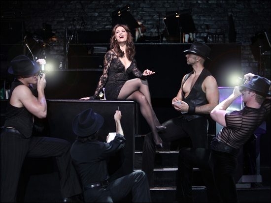 Photo Flash: Samantha Harris To Star as Roxie Hart in CHICAGO