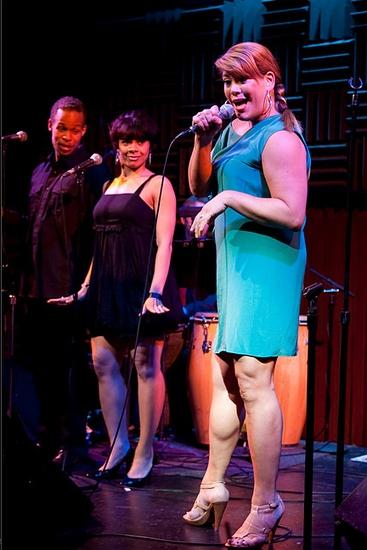 Photo Flash: 'Broadway's R.Evolución Latina' Concert