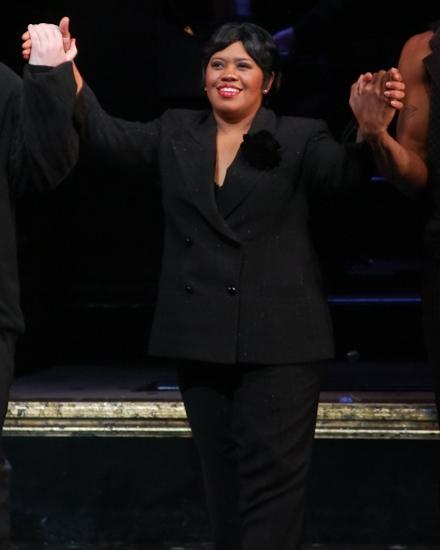Photo Coverage: Shonda Rhimes Visits CHICAGO's Chandra Wilson