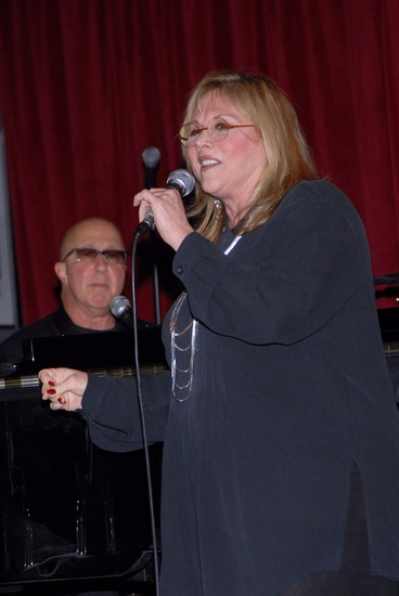 Paul Shaffer and Susan Collins