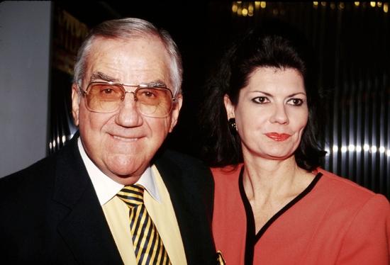 Ed McMahon and Pamela McMahon Photo