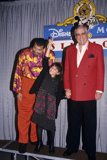 Sinbad and Ed McMahon Photo