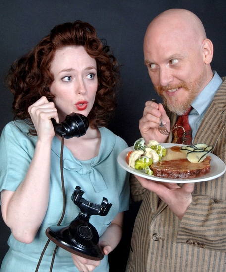 Photo Flash: Theatre In The Round's ROOM SERVICE 7/3-8/2