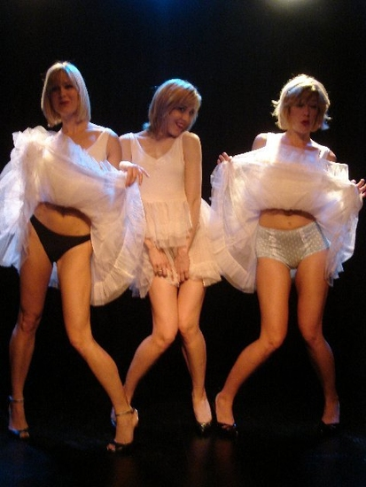 Photo Flash: Rehearsal For Erotic Broadway- The Late Night Monday Cabaret Series