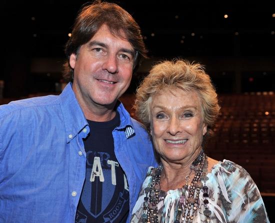 George Englund, Jr. and Cloris Leachman