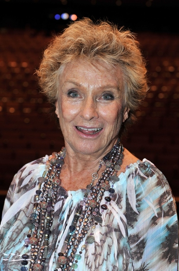 Cloris Leachman at National Dance Institute Event of The Year: A Celebration of John Lennon