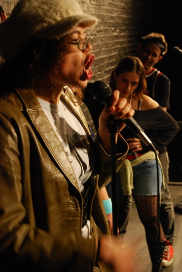 Photo Flash: SLAMPOONED! At Single Carrot Theatre