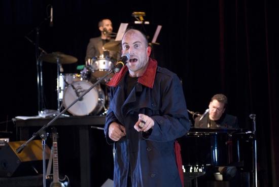 Paul Kalina, Gerald Dowd (drums), and John Fournier (piano)