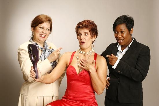 Lydia Gladstone, Shorey Walker & Stacie Greenwel