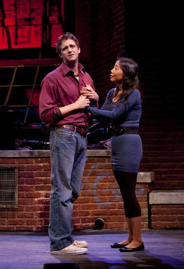 Photo Flash: 'tick, tick...BOOM!' At Westport Country Playhouse