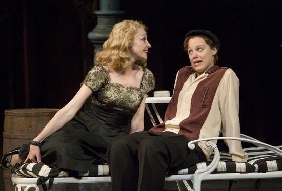 Katie MacNichol and Dana Green