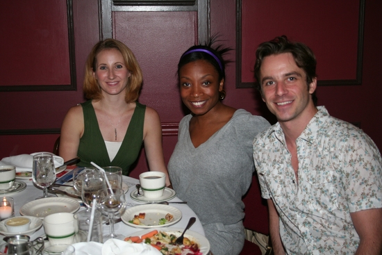 Amber Owens, Melissa Lone and Todd Anderson Photo