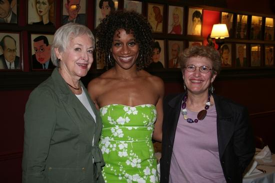Judith Anderson, Judine Sommerville, Lauren Gordon