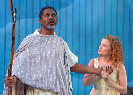Photo Flash: The Shakespeare Theatre Of New Jersey Presents The Tempest