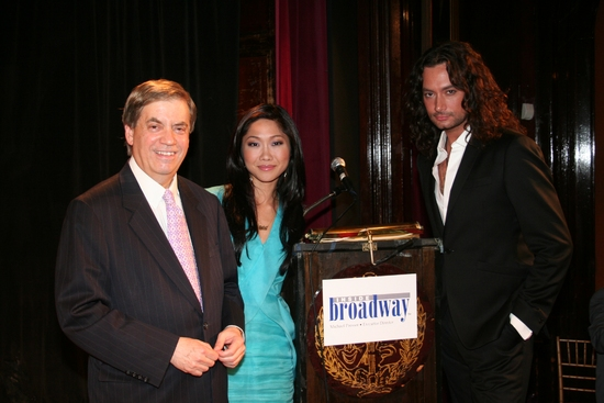 Photo Coverage: Inside Broadway Beacon Awards