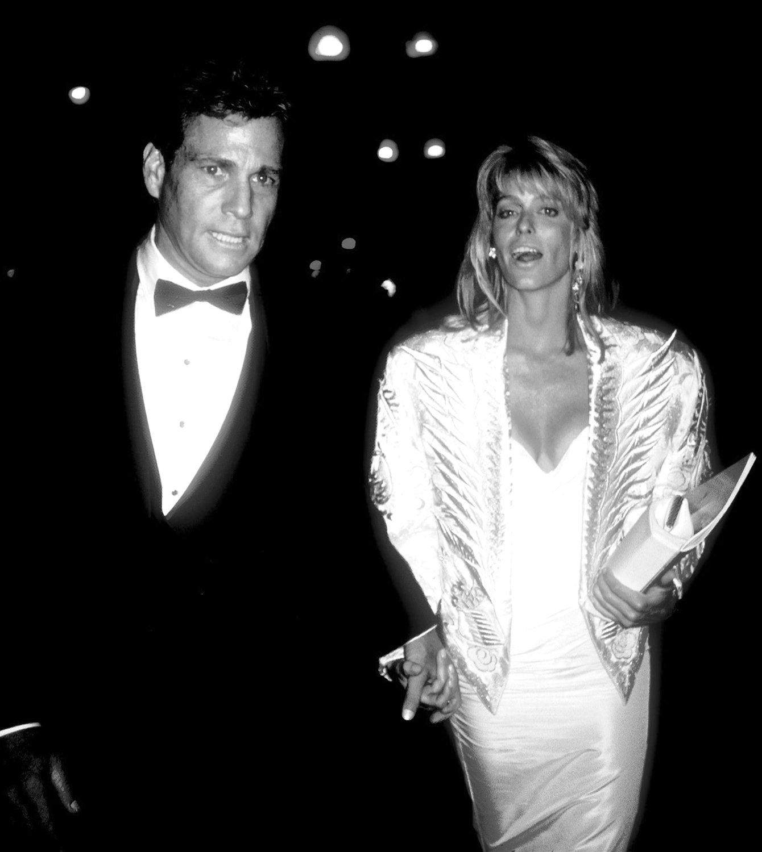 Ryan O\'Neal and Farrah Fawcett 1985 Hi-Res Photo - Photo Tribute ...