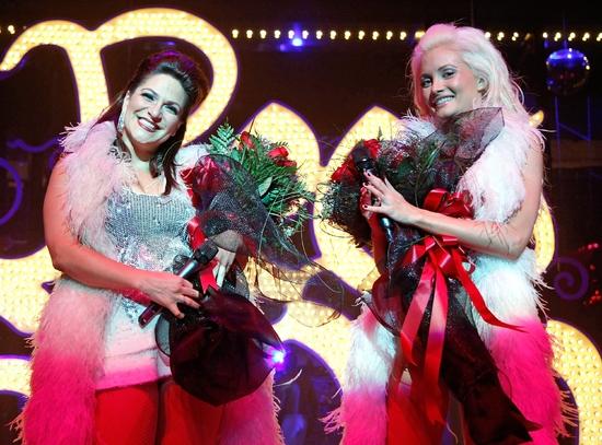 Photos: Shoshana Bean Joins Jerry Mitchell's Las Vegas PEEP SHOW