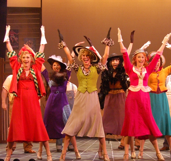 Photo Flash: CRAZY FOR YOU Hits The John W. Engeman Theatre At Northport, Tickets On Sale Now