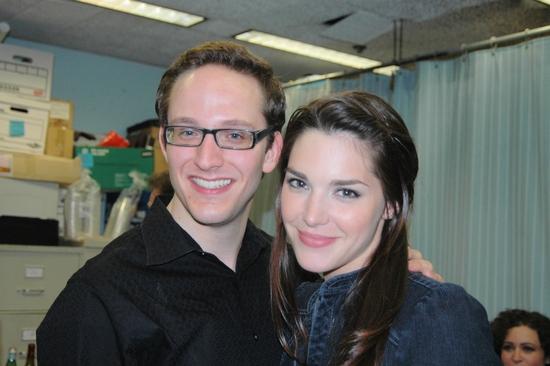 John Bell (Music Director) and Kelli Barrett