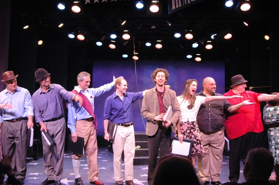 Photo Coverage: KNICKERBOCKER HOLIDAY At The York Theatre