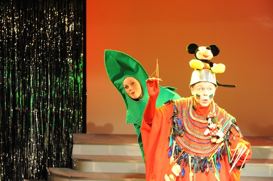 Photo Flash: Menier Chocolate Factory Presents FORBIDDEN BROADWAY Thru 9/13
