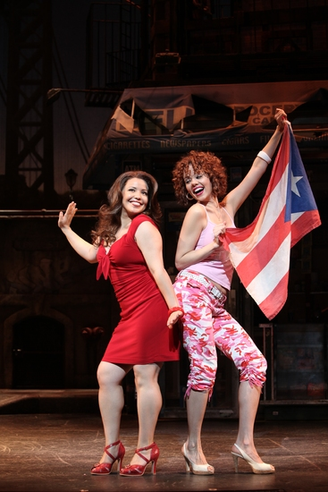 Photo Flash Justina Machado Joins In The Heights